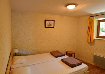 chambre double-gîte 6-Montferrand